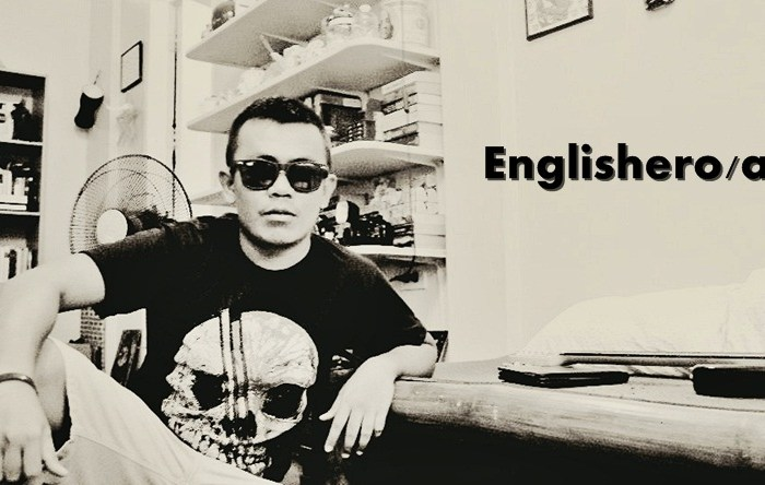 Words by Leylander: Englishero/a