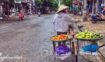 - Bac Ninh Street Scene