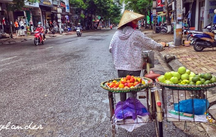 Walking Around Bac Ninh City in Northern Vietnam