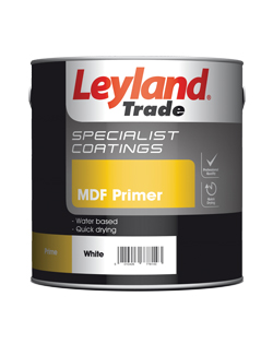 What Primer To Use On Mdf
