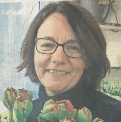 Blumenpavillon Cornelia Leymann