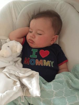 Month 9 - Baby Drury
