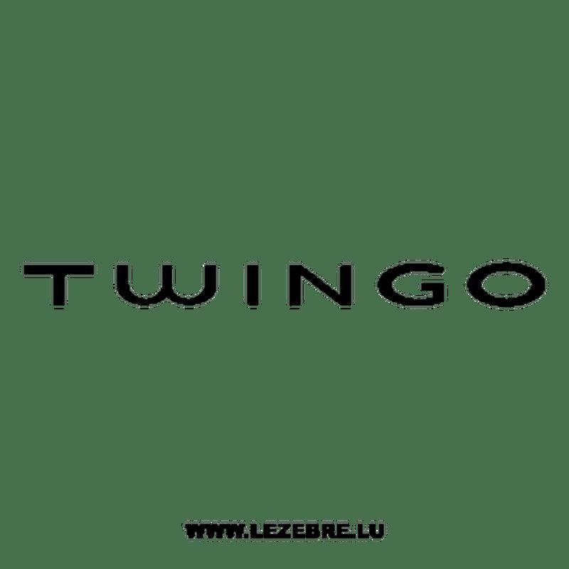 Sticker Renault Twingo Logo 2
