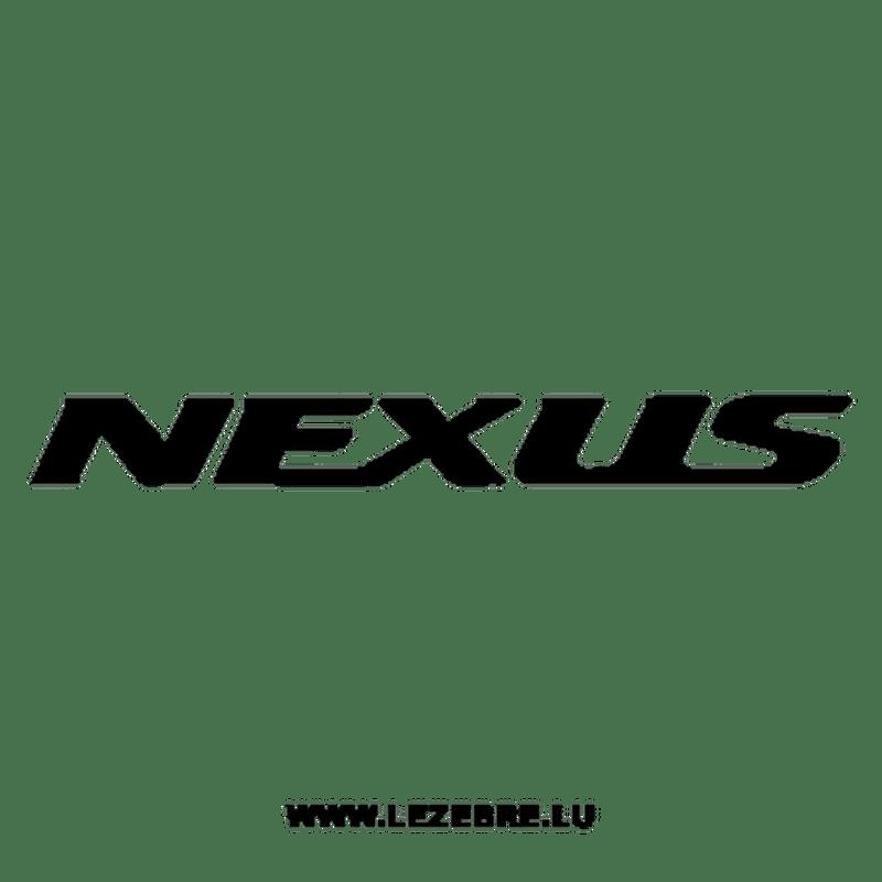 Sticker Gilera Nexus