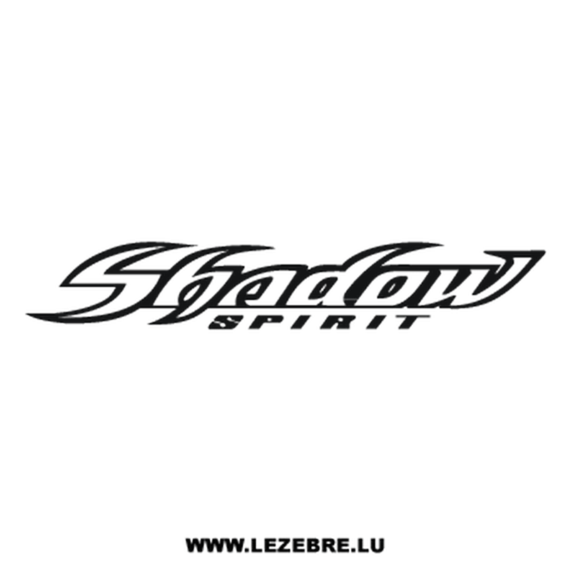 Honda Shadow Spirit Decal