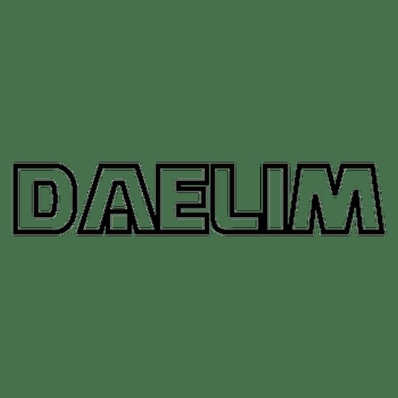 Sticker Daelim contour logo