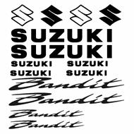 Kit Sticker Suzuki Bandit