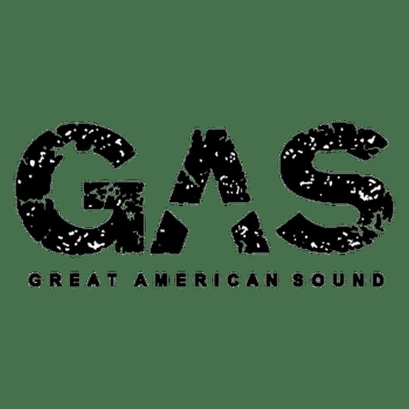 Sticker GAS Great American Sound