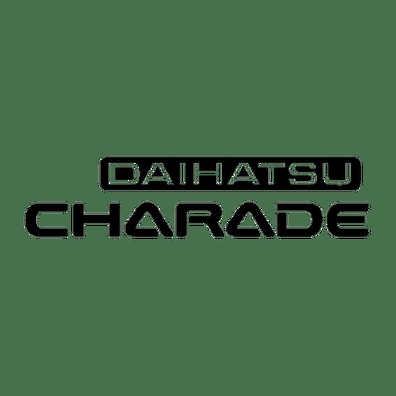 Sticker Daihatsu Charade