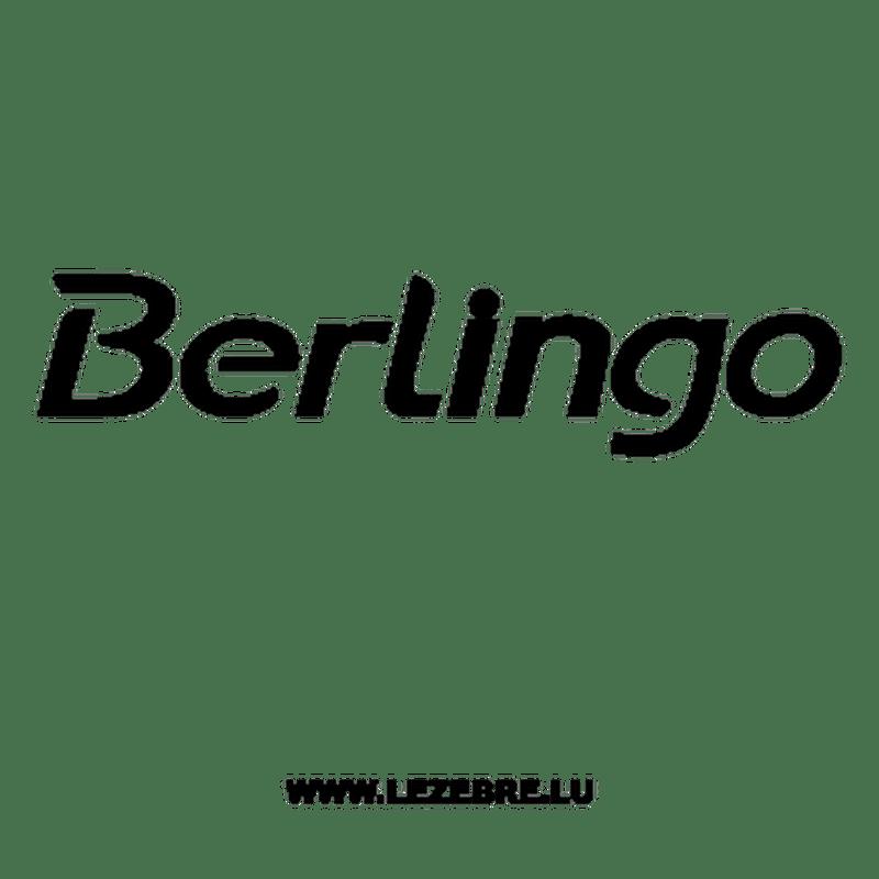 Sticker Citroën Berlingo