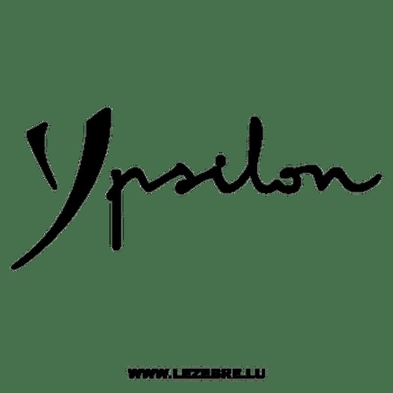 Lancia Ypsilon Decal