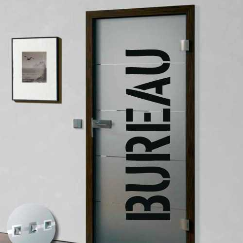 bureau decal