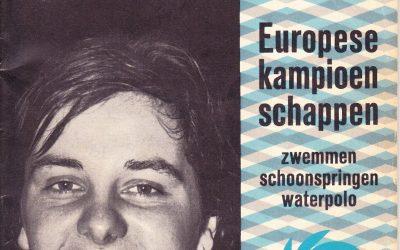 Erica Terpstra's logboek : Europese kampioenschappen : zwemmen, schoonspringen, waterpolo (1966)