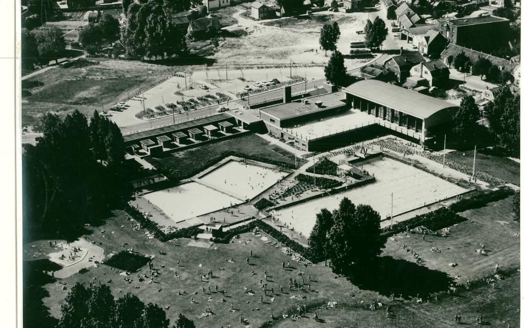 Wageningers wachtten tweeëntwintig jaar op een overdekt zwembad