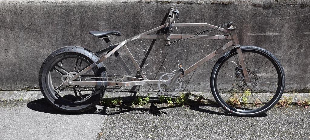 Oh le beau vélo zero dechet