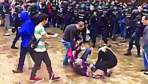 Violence des manifs