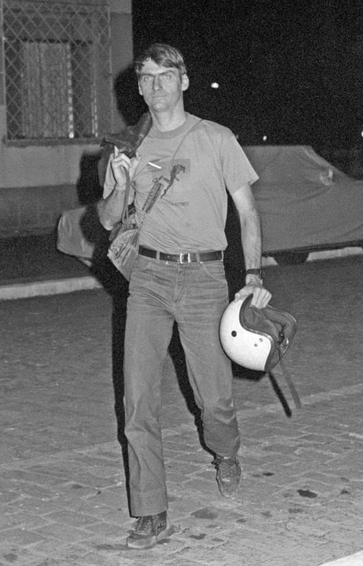 Jair Bolsonaro en 1986