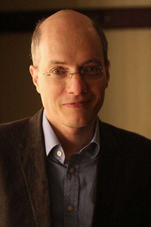 Alain de Botton in 2011