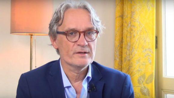 Ton van Haperen bij Voor de Ommekeer – Beter Onderwijs Nederland