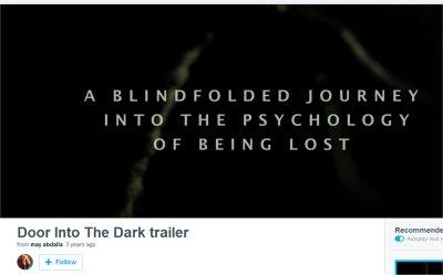 Trailer Door into the dark op Vimeo (2:12)
