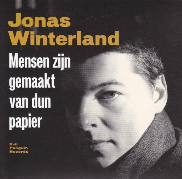 bol.com | Mensen Zijn Gemaakt Van.., Jonas Winterland | CD (album ...