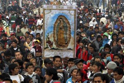 Bedevaart naar Guadalupe