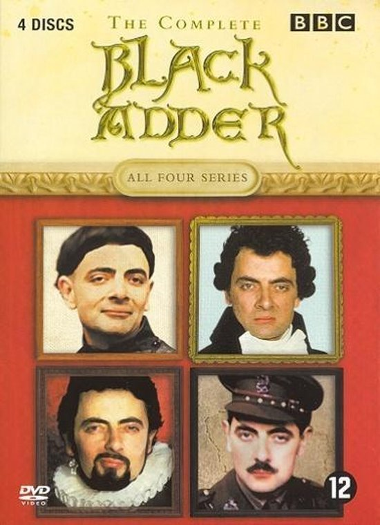 bol.com | Blackadder - The Complete Series (Dvd), Robert East | Dvd's