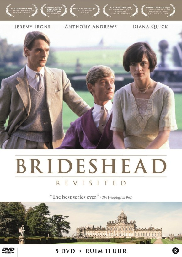 Brideshead Revisited (ITV jaren 80) (DVD) | Justwebshop.nl