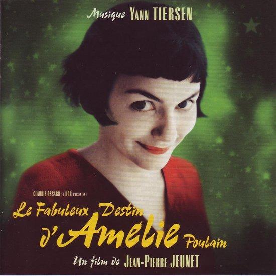 bol.com | Le Fabuleux Destin D'Amelie Poulain, Yann Tiersen | CD ...