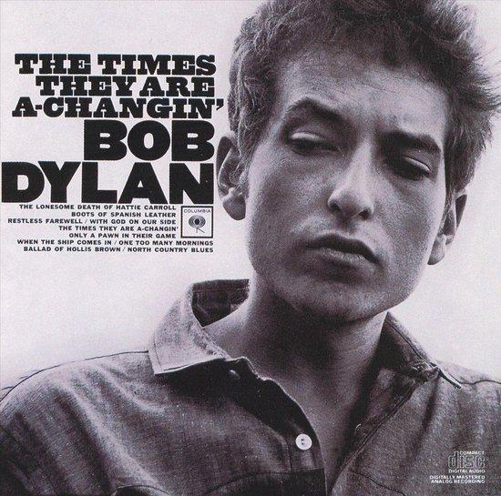 bol.com | Times They Are A-Changin', Bob Dylan | LP (album) | Muziek