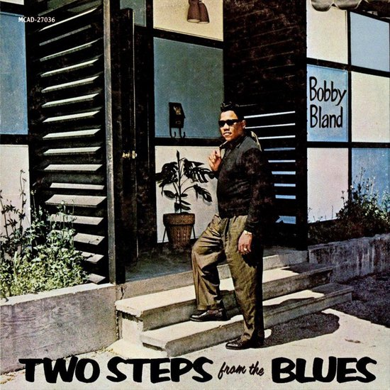 bol.com | Two Steps from the Blues, Bobby Blue Bland | LP (album) | Muziek