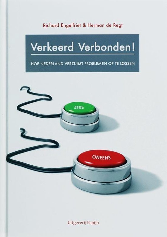 bol.com | Verkeerd Verbonden!, Richard Engelfriet | 9789078709008 | Boeken