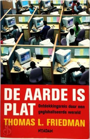 De aarde is plat - T.L. Friedman - (ISBN: 9789046800034) | De Slegte