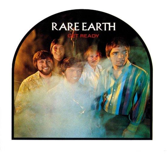 bol.com | Get Ready, Rare Earth | CD (album) | Muziek