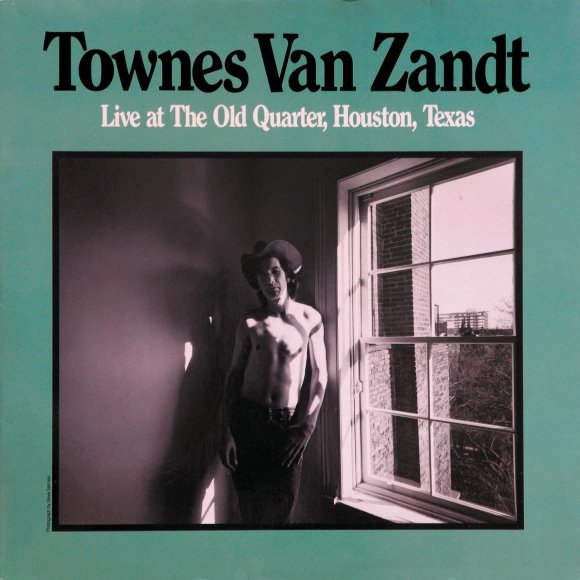 Townes Van Zandt - Live at The Old Quarter, Houston, Texas - Amazon.com  Music