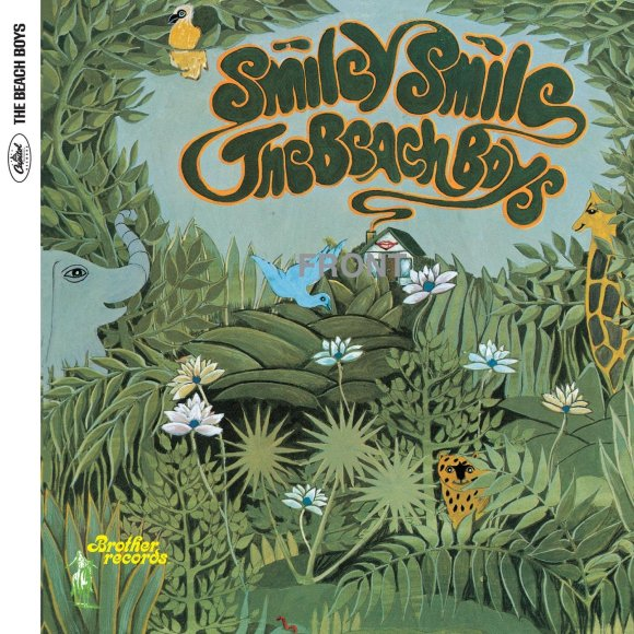 The Beach Boys - Smiley Smile (Mono & Stereo Remasters) - Amazon.com Music