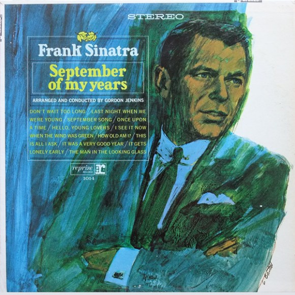 Frank Sinatra - September Of My Years (1965, Vinyl) | Discogs