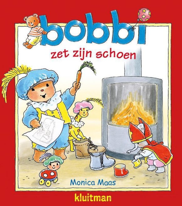 bol.com | Bobbi - Bobbi zet zijn schoen, Monica Maas | 9789020684483 |  Boeken