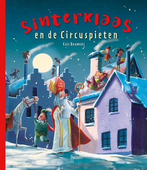 Memphis Belle voorleesboek Sinterklaas en de circuspieten