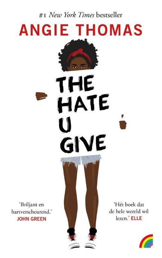 bol.com | The hate u give, Angie Thomas | 9789041713629 | Boeken
