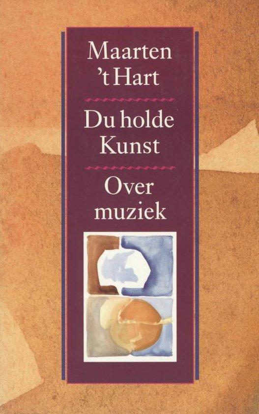 bol.com | Du holde kunst, Maarten 't Hart | 9789029520324 | Boeken