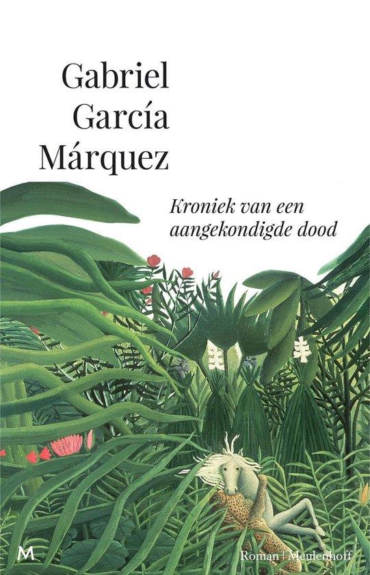 bol.com   Kroniek van een aangekondigde dood, Gabriel Garcia Marquez    9789029090490   Boeken