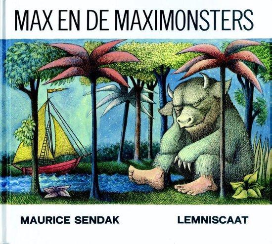 bol.com | Max en de maximonsters, Maurice Sendak | 9789060690697 | Boeken