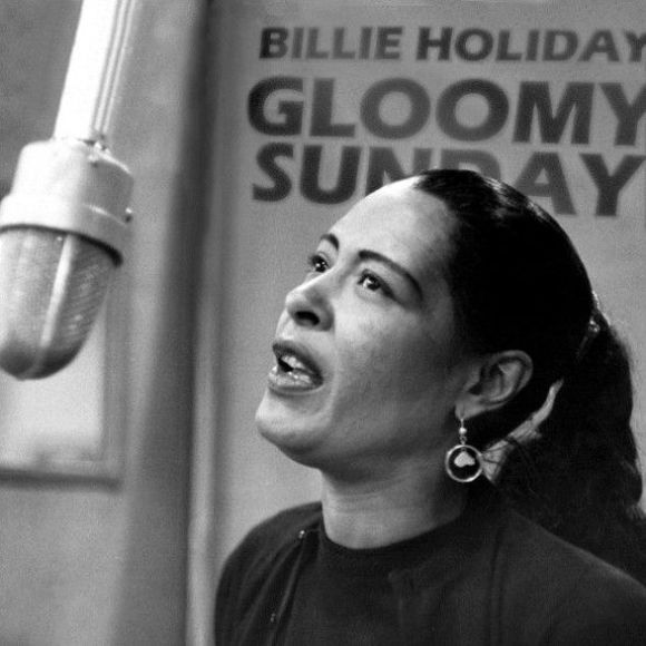 Gloomy Sunday, Billie Holiday, 1941 | Billie holiday, Gloomy sunday, Billie