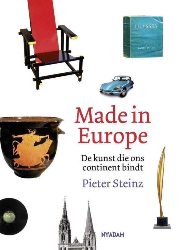 bol.com | Made in Europe, Pieter Steinz | 9789046819258 | Boeken