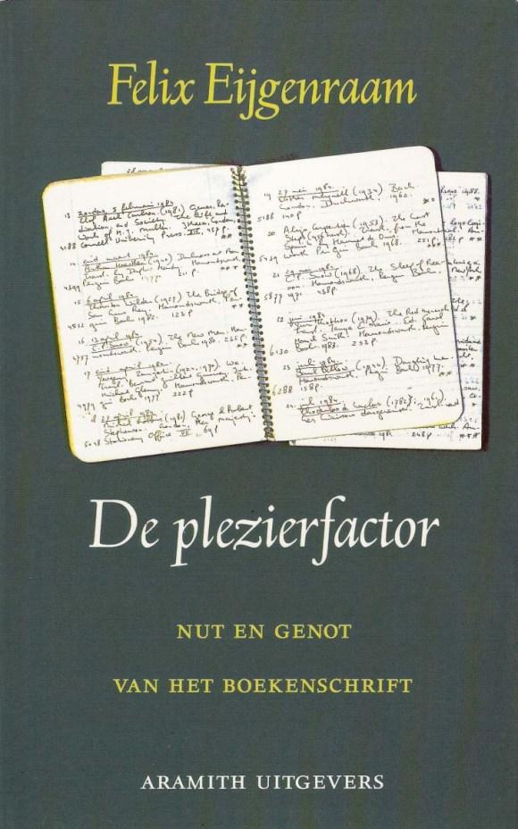 De plezierfactor - nut en genot van het muziekschriftje (met dank aan Felix  Eijgenraam)