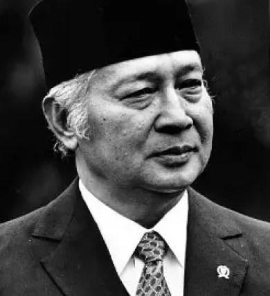 Lahirnya Soeharto