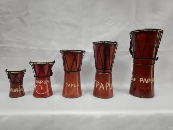 Alat Musik Tifa Papua