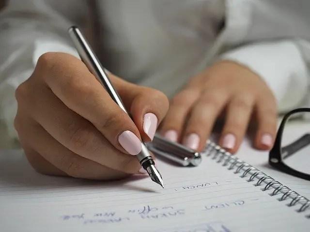 Bagian Yang Harus Ada Dalam Surat Lamaran Kerja Di Toko