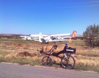 Аеродром Пеширево, помеѓу Свети Николе и Штип